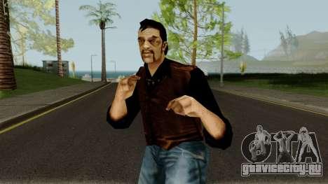 Migel from GTA 3 для GTA San Andreas
