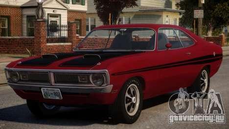 1971 Dodge Demon v1.0 для GTA 4
