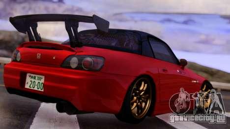 Honda S2k Spoon Sport для GTA San Andreas