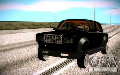 ВАЗ 2107 Тюнинг - Lada 2107 для GTA San Andreas
