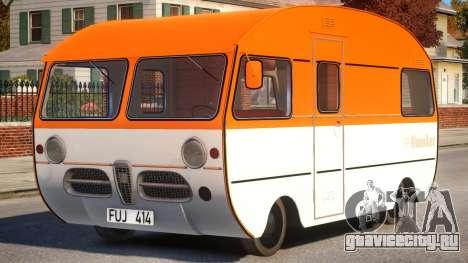 Saab Caravan 92HK V1 для GTA 4