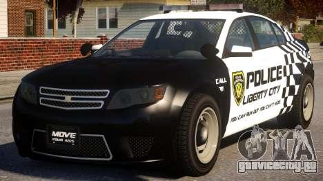 Cheval Fugitive 725 для GTA 4