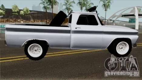 Chevrolet C10 Rusty Rebel для GTA San Andreas