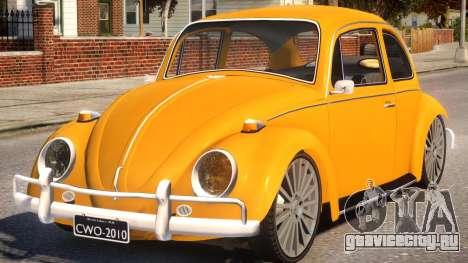 VW Fusca Gran Luxo 1969 для GTA 4