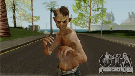 Swamper From Fallout 3 Point Lookout для GTA San Andreas