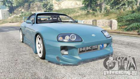 Toyota Supra Turbo (JZA80) v1.5 [replace] для GTA 5