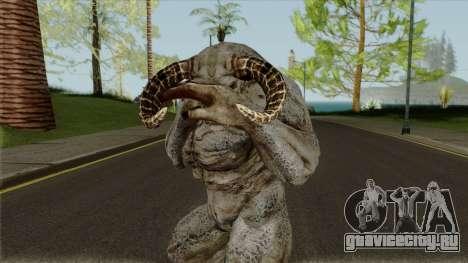 Khnum from Serious Sam 3: BFE для GTA San Andreas
