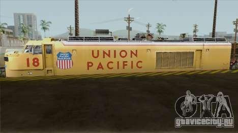 Union Pacific 8500 HP Gas Turbine Locomotive для GTA San Andreas