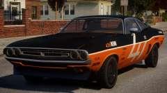 Dodge Challenger 1971 PJ7