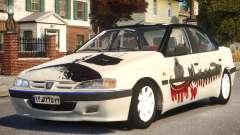 Peugeot Persia P3 для GTA 4