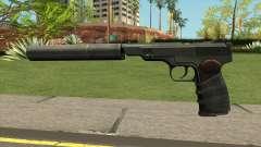 APB Silenced Auto Pistol для GTA San Andreas