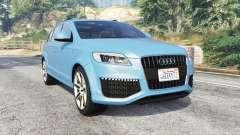 Audi Q7 V12 TDI quattro (4L) 2008 [replace] для GTA 5
