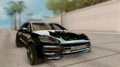 Porsche Cayenne 958 для GTA San Andreas