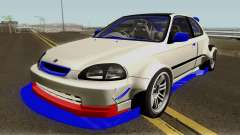 Honda Civic Type R Forza Edition Series VI 1997 для GTA San Andreas