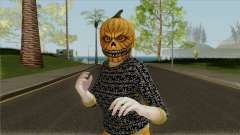 Skin Random 25 Female (Hallowen) для GTA San Andreas