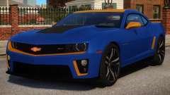 Chevrolet Camaro ZL1 V1.2 для GTA 4