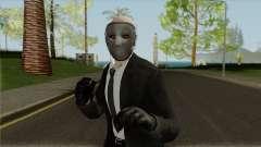 Skin Random 73 (Outfit Heist) для GTA San Andreas