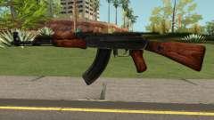 New AK-47 для GTA San Andreas