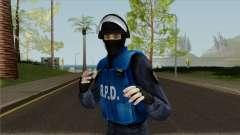 Raccoon City SWAT для GTA San Andreas