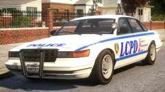 Police New York City для GTA 4