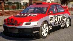 Mitsubishi Lancer IX PJ3 для GTA 4