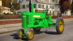 John Deere B Tractor 1950 для GTA 4