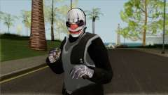 Skin Random 67 (Outfit Heist) для GTA San Andreas