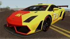 Lamborghini Gallardo Pac Racing Club