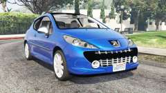 Peugeot 207 RC 2007 v0.3 [add-on] для GTA 5