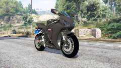 Honda CBR 1000RR Fireblade 2014 [replace] для GTA 5