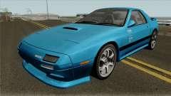 Mazda RX-7 FC3s Touge Edition для GTA San Andreas