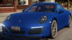 2017 Porsche 911 Carrera S (991.2) для GTA 4