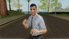 Andreas Sanchez FIB Agent