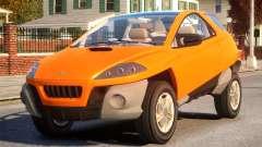 1999 Daewoo DMS-1 Concept для GTA 4