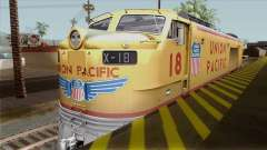 Union Pacific 8500 HP Gas Turbine Locomotive для GTA San Andreas