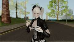 GothLolita from S.K.I.L.L. Special Force 2 для GTA San Andreas