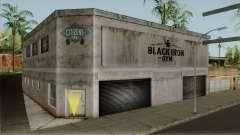 Gym & Stores (Retextured) для GTA San Andreas