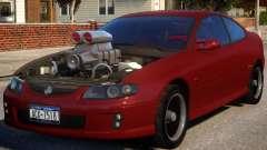 Holden Monaro Supercharged для GTA 4