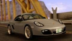 Porsche Cayman S RHD для GTA San Andreas