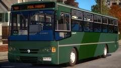 Bus CAIO Alpha для GTA 4