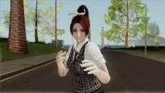 Mai Shiranui Original Outfit для GTA San Andreas