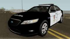 Ford Taurus LAPD 2011