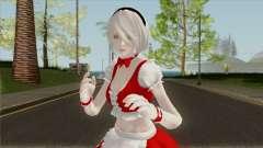 Nier:Automata 2B Maid v2 для GTA San Andreas