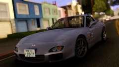 Mazda RX-7 с каркасом безопасности для GTA San Andreas