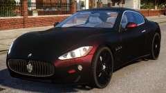 Maserati Gran Turismo v1.0 для GTA 4
