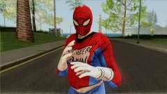 Spiderman Unlimited: Earth X для GTA San Andreas