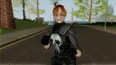Marvel Heroes Rachel Alves (Punisher) для GTA San Andreas