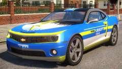 Chevrolet Camaro 2012 Ubisoft Racing Team
