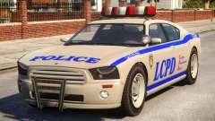 Police Buffalo для GTA 4