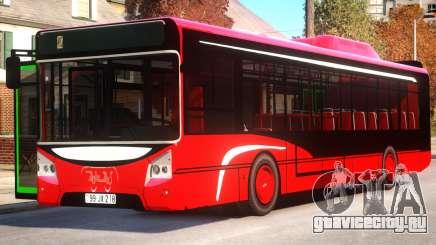 Iveco Urbanway Bakubus для GTA 4